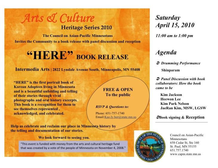 Heritage April 17